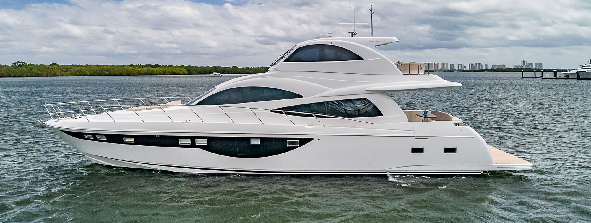 Dyna Yachts For Sale