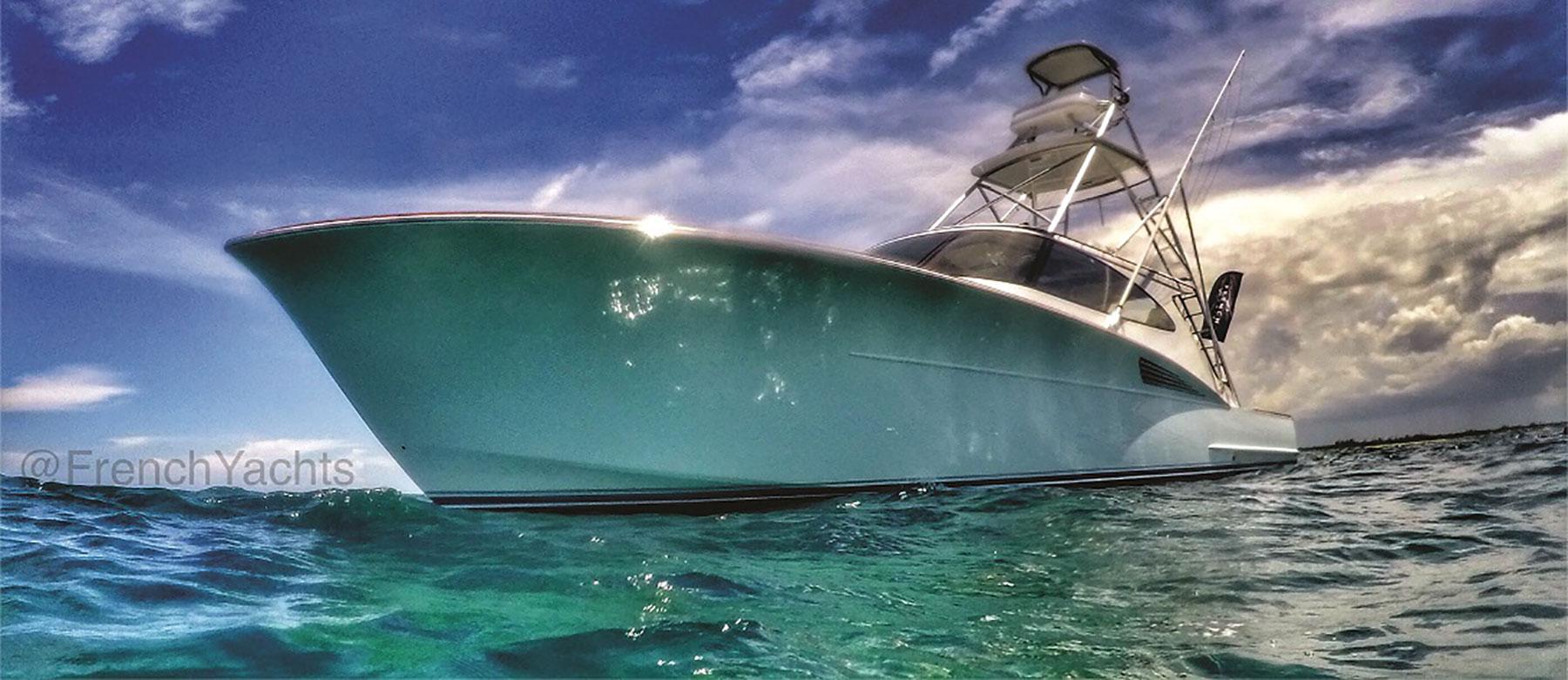 French Custom Sportfish Yachts