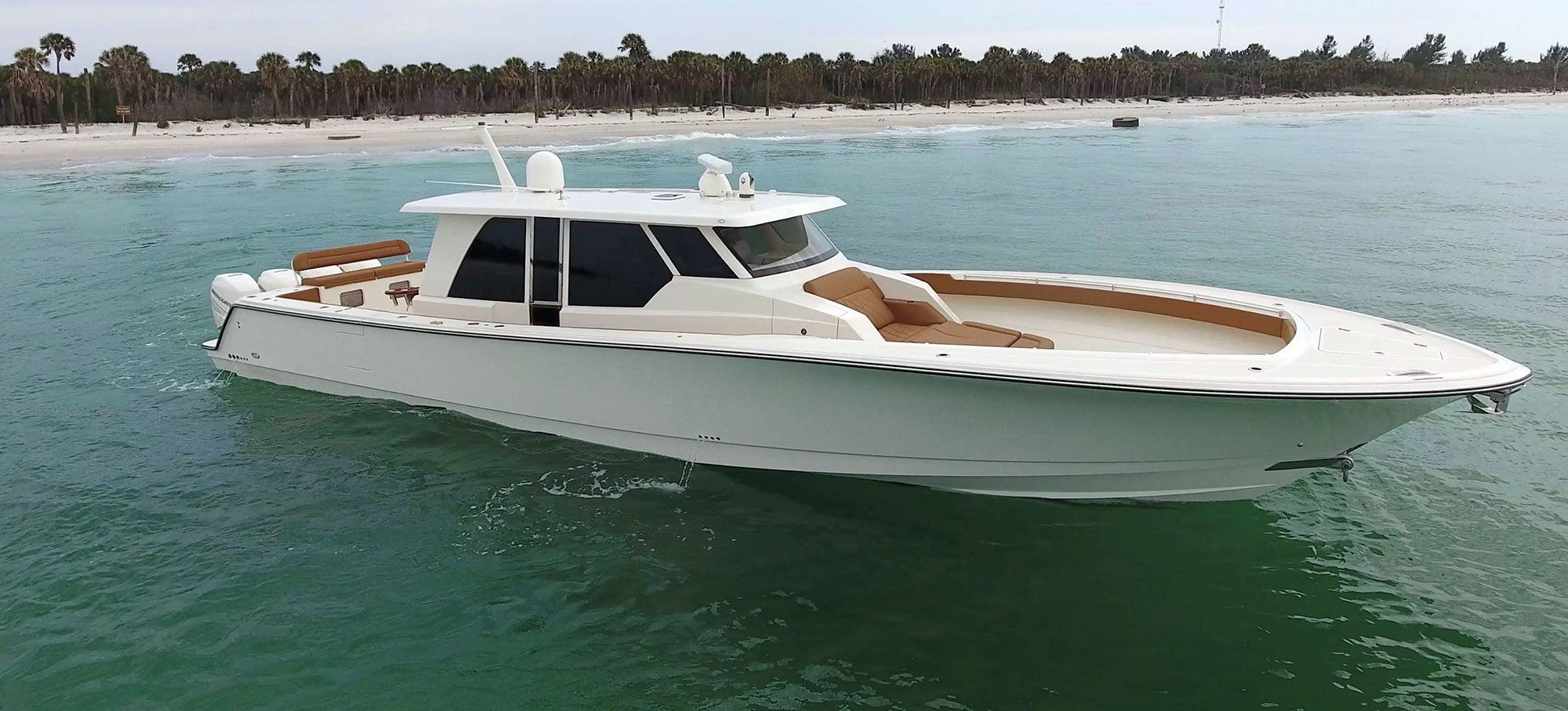 Gulfstream Center Console Yachts For Sale