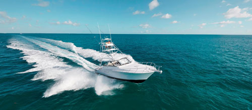 41' Cabo Express 2019 Sold