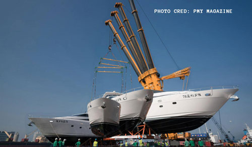 Yacht Builders in Taiwan are flourishing